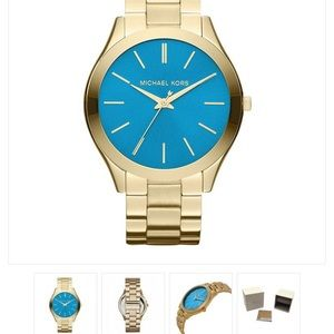 Michael Kors Accessories - Michael kors women's analog watch